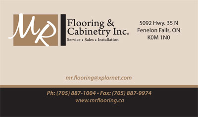 MR Flooring & Cabinetry Inc.