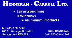 Hennekam-Carroll Ltd.