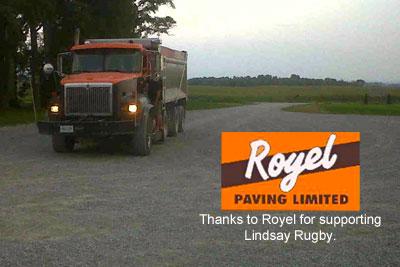 Royel Paving