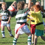 Lindsay RFC on Rugby Ontario Junior Festival Daynd1