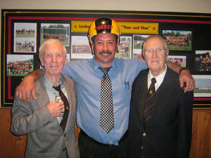 Al Wild, Steve Lamb and Vince Jones
