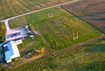 Bird's Eye View of the Club