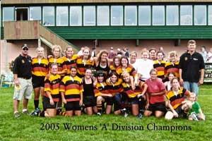 Women's 2005 Champions