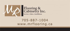 MR Flooring Business Card - Blank