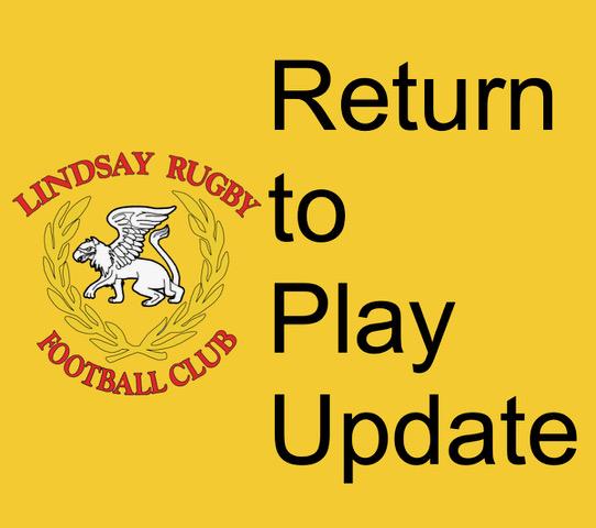 Return to Play 2020 - LRFC
