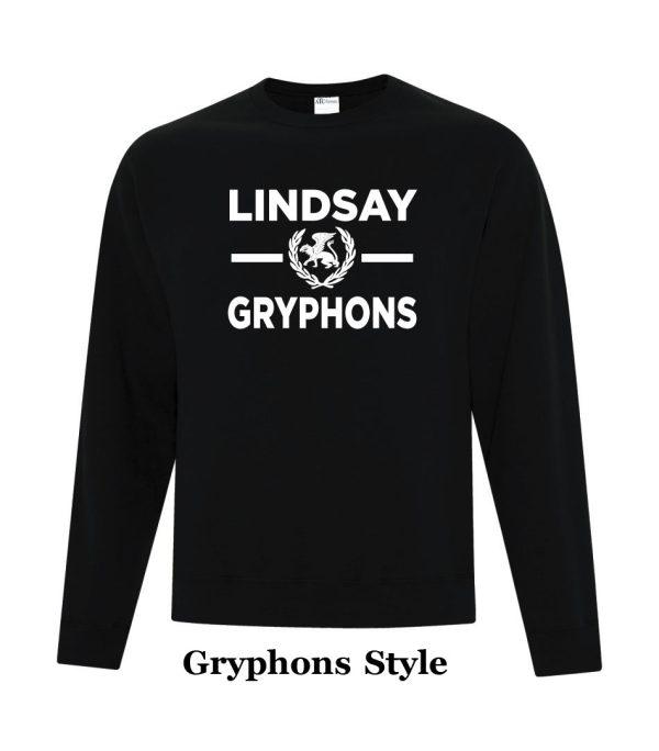 Lindsay Rugby Sweatshirt